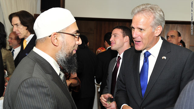 Israeli ambassador to U.S. hosts Ramadan dinner