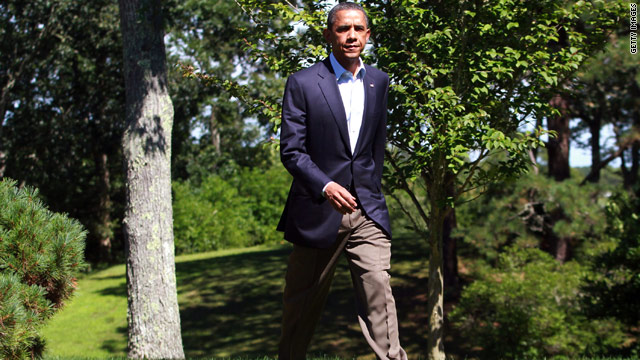 President Obama to end vacation early