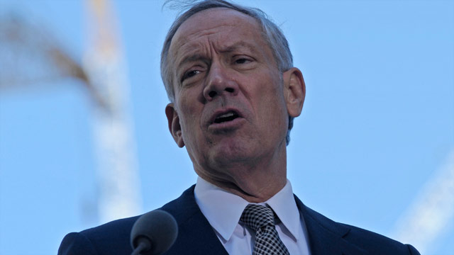 Source: Pataki decides against White House run
