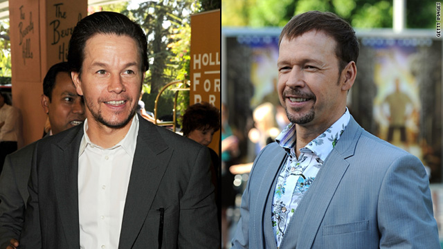 Mark Wahlberg And Brother