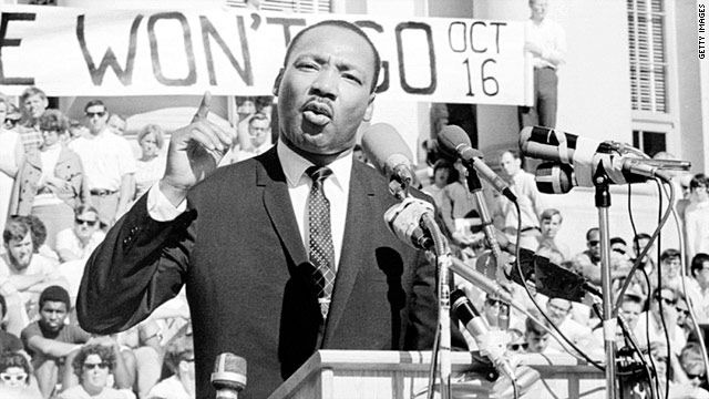 CNN Poll: MLK had influence on majority of Americans