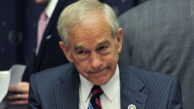 Ron Paul: We don&#039;t need FEMA