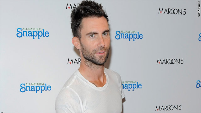 Adam Levine lashes out at MTV