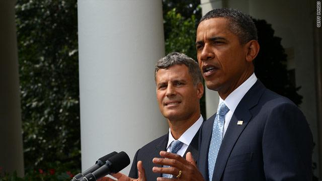 Obama to announce new economic chief