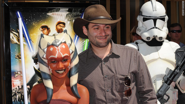 Oh no! There goes Tokyo! (At least in Dave Filoni's mind)