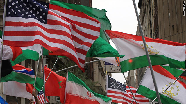 Poll: More Americans have an unfavorable view of Muslim countries