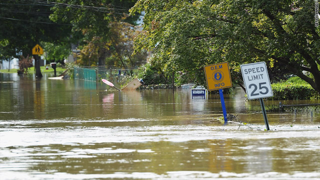 Irene death toll in U.S. hits 27
