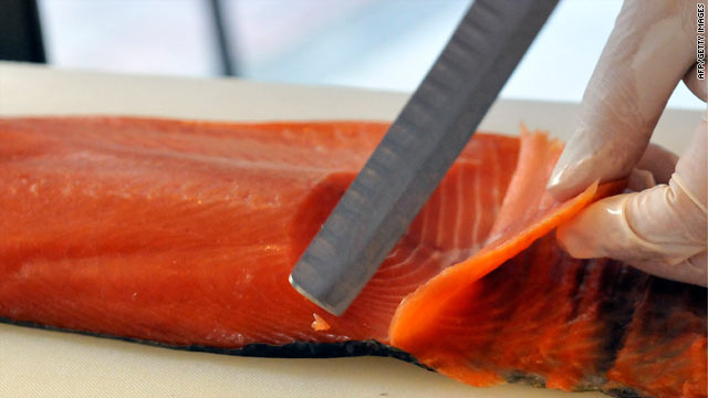 Hold the lox: Smoked salmon recall