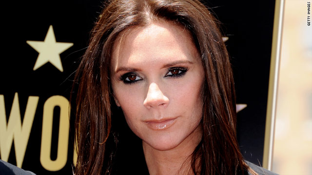 Victoria Beckham forced to wear flats
