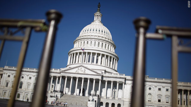 CNN Poll: Nearly 3 out of 4 say govt. shutdown bad for country