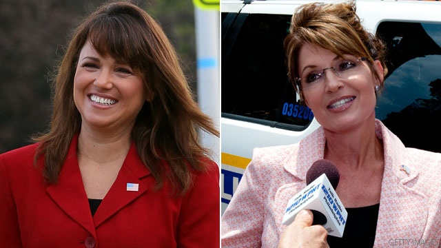 Iowa tea party event to feature Palin and O'Donnell