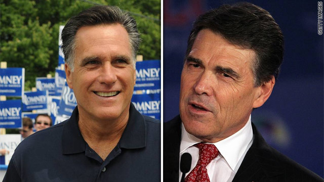 BLITZER'S BLOG: Romney & Perry go after Obama on national security