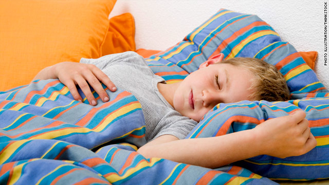 Get Some Sleep: Back-to-school bedtimes