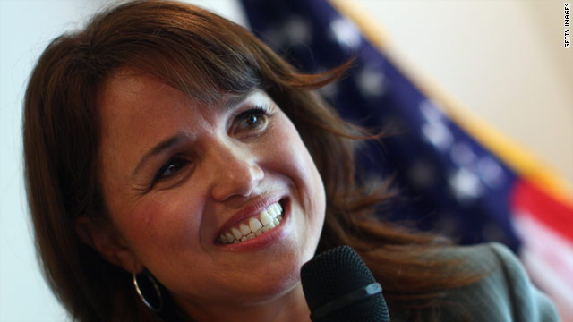 Iowa tea party group reverses itself again, reinstates O'Donnell as speaker