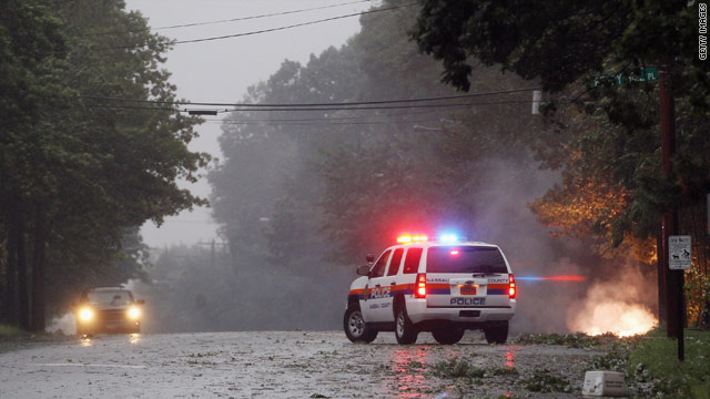 Flooding After Irene: Join the Live Chat