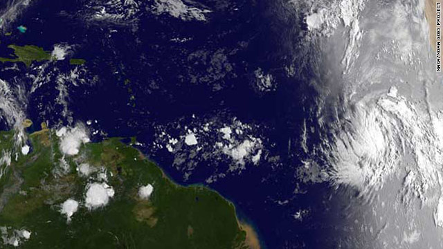 Tropical Storm Katia forecast to become major hurricane