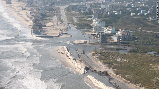 Outer Banks highway faces extensive, costly repairs - again