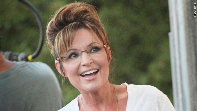 Palin to New Hampshire (again) in Labor Day schedule shuffle
