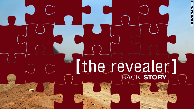 The Revealer Game... Clue Number Two