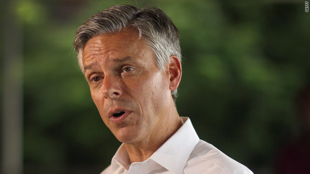 Huntsman unveils jobs plan