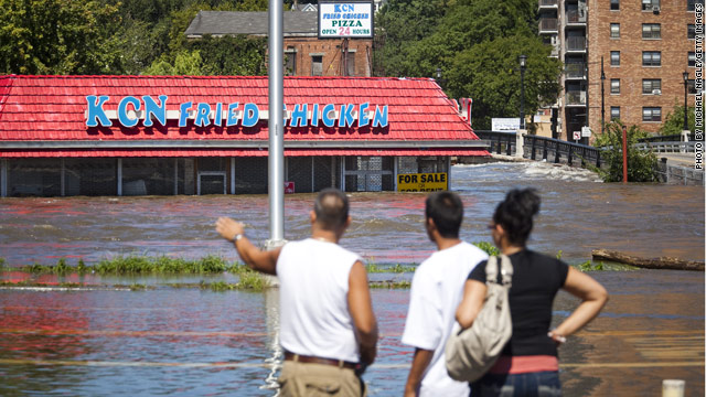 President Obama to view flooding in Paterson, NJ this weekend