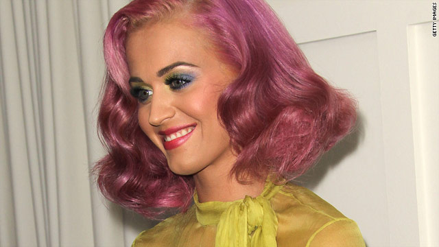 Katy Perry's 'Teenage Dream' sets new record