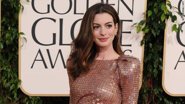 Anne Hathaway in talks for 'Les Miserables' film