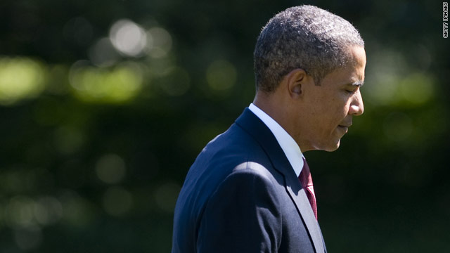 New CNN Poll: 65% give Obama thumbs down on economy