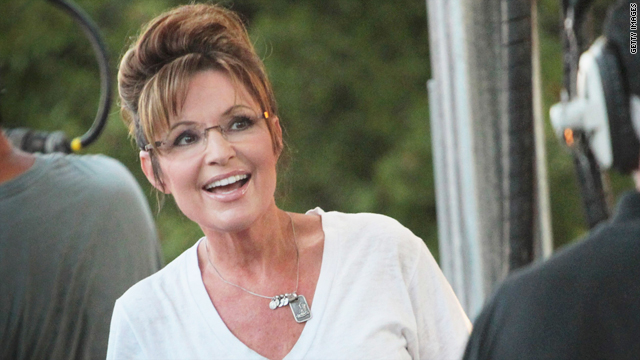 What would you like to hear Sarah Palin say?