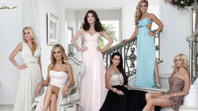 Beverly Hills 'Housewives' on schedule