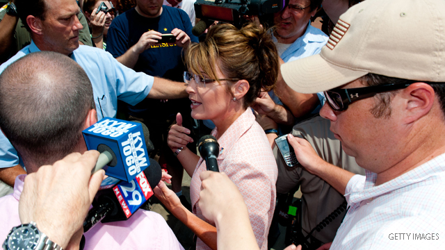 Palin appearance at Iowa tea party event now in doubt