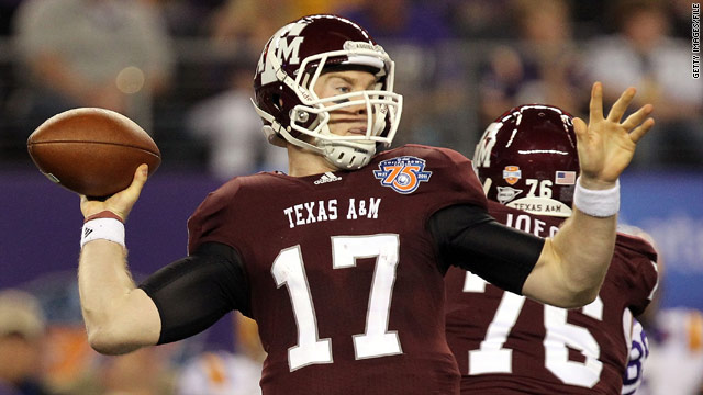 Texas A&M Aggies on their way out of Big 12, but to where?