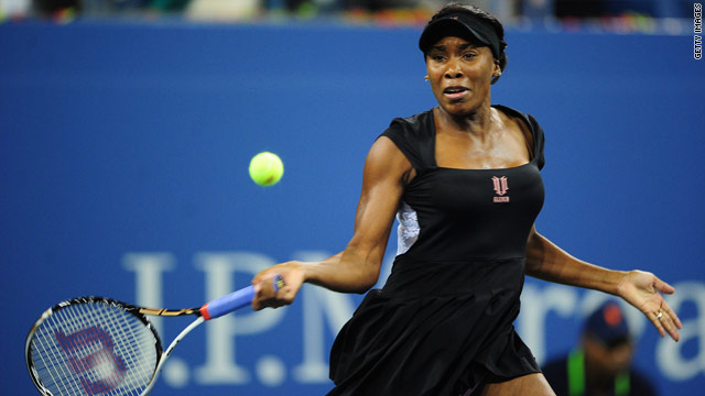 Venus Williams pulls out of U.S. Open citing autoimmune disease