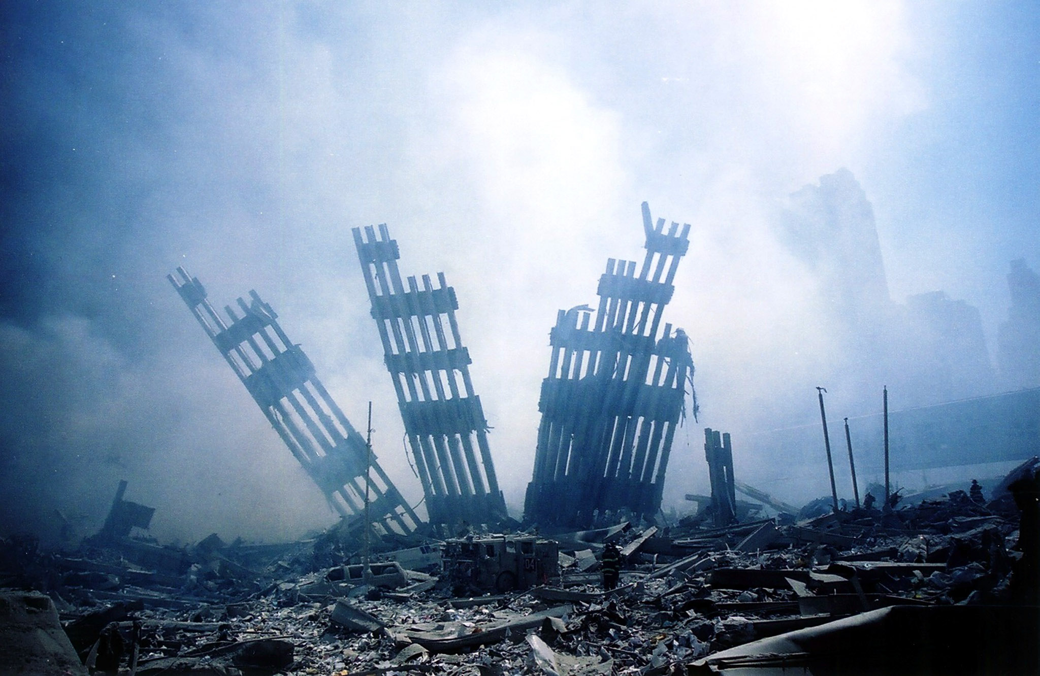 9/11 Commission heads issue security-gap warning