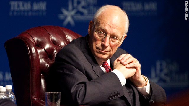 BLITZER'S BLOG: Cheney, Iraq and WMD