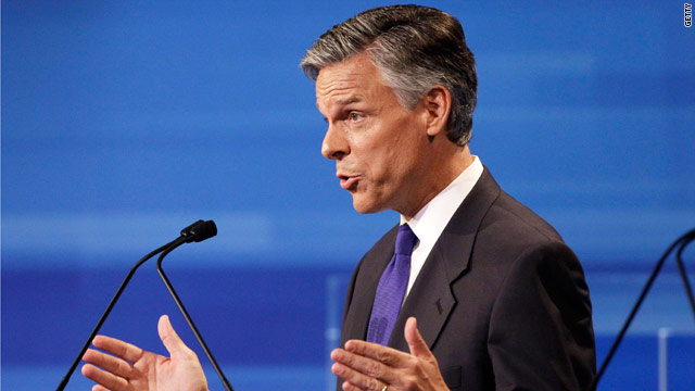 Huntsman: 'I might not have the Texas Rangers'