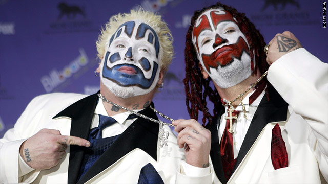 Insane Clown Posse, Jack White join forces