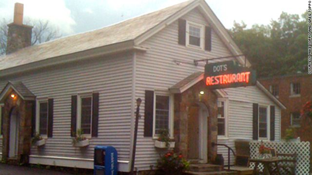 A flood of memories - a beloved restaurant in peril