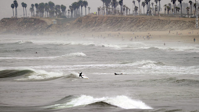 On the Radar: Pacific surf, Oklahoma fires, Libya money