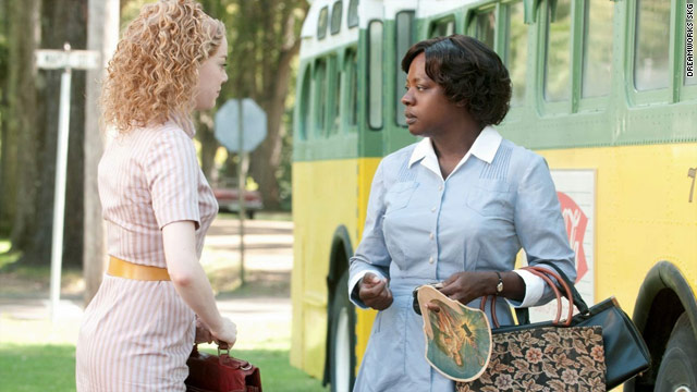&#039;The Help&#039; earns more than $100 million at box office