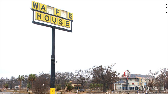 Box lunch: The &#039;Waffle House Index&#039; and helicopter hunting
