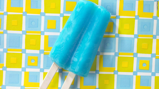 Breakfast buffet: National blueberry popsicle day