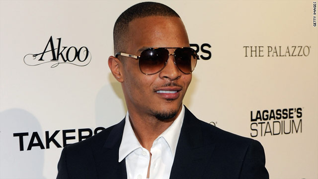 T.I. prepares for VH1 reality series