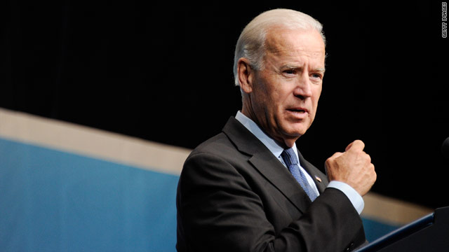 Biden on Romney tape: 'words speak for themselves'