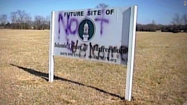 Embattled Tennessee mosque to move forward with construction