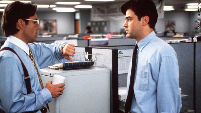 Friday's Top Five: Office movies