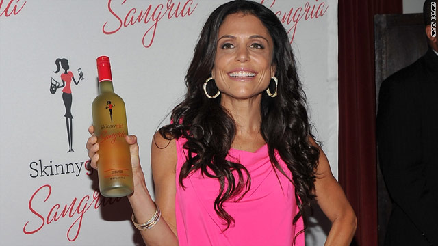 Bethenny Frankel's Skinnygirl line pulled from Whole Foods