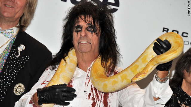 Alice Cooper: 'Lady Gaga is the female Alice Cooper'