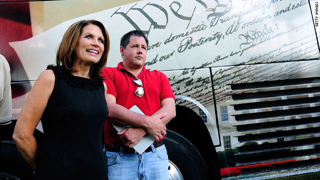 Bachmann faces complications in Iowa
