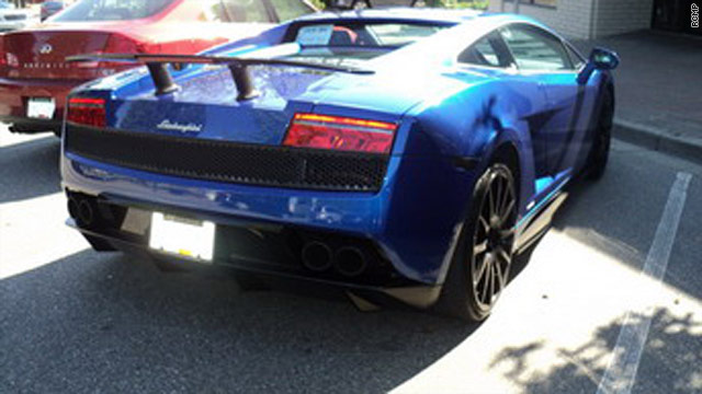 Police grab $2 million worth of cars after Canadian street race